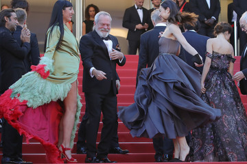 Jordi Molla Closing Ceremony And 'The Man Who Killed Don Quixote' Red Carpet Arrivals - The 71st Annual Cannes Film Festival