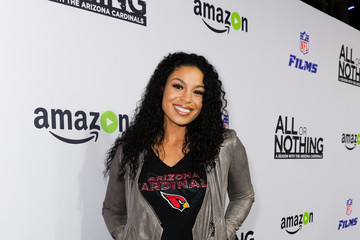 Jordin Sparks Amazon Original Series 'All or Nothing' Premiere Event
