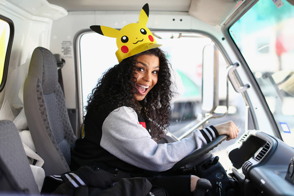 Pikachu And Eevee Embark on a Road Trip Across the U.S. To Demo New Pokémon Games