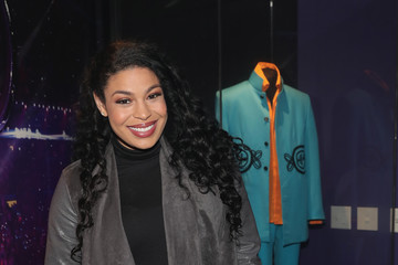 "Jordin Sparks American Express x Justin Timberlake ""Man Of The Woods"" Listening Session At Paisley Park"