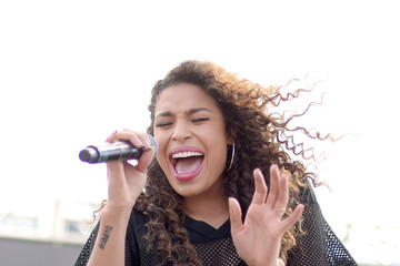 Jordin Sparks 2015 BET Experience - Kick Off Concert Presented By Coca Cola