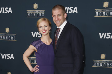 Jordy Nelson 6th Annual NFL Honors - Arrivals