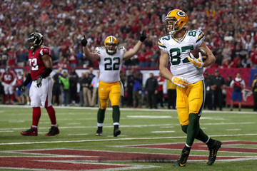 Jordy Nelson NFC Championship - Green Bay Packers v Atlanta Falcons