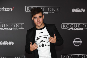 Jorge Blanco Premiere of Walt Disney Pictures and Lucasfilm's 'Rogue One: A Star Wars Story' - Arrivals