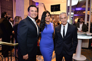 Jorge Ramos The Paley Center for Media's Hollywood Tribute to Hispanic Achievements in Television