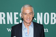 """Journalist Jorge Ramos attends a book signing for his new book """"Take A Stand Lessons From Rebels"""" at Barnes & Noble Union Square on March 15, 2016 in New York City."""