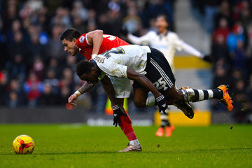 Jorge Teixeira Fulham v Charlton Athletic   - Sky Bet Championship