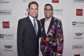 Jorge Valencia Point Honors Los Angeles 2018, Benefiting Point Foundation - Red Carpet