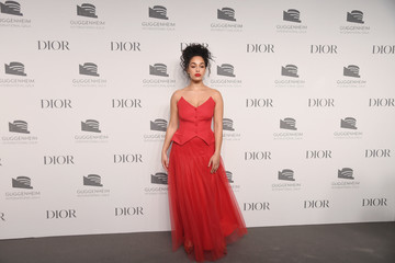 Jorja Smith 2018 Guggenheim International Gala Pre-Party, Made Possible By Dior