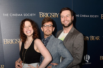 Jorma Taccone Sony Pictures Classics & The Cinema Society Host a Screening of 'Brigsby Bear' - Arrivals