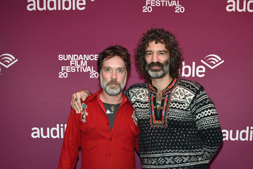 """Jorn Weisbrodt Audible Hosts """"In Conversation With Rufus Wainwright"""" Panel At The Audible Speakeasy - 2020 Sundance Film Festival"""