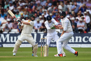 Jos Butler England v Australia: 4th Investec Ashes Test - Day Two