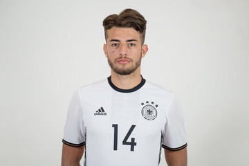 Jose-Enrique Rios Alonso Germany U17 - Team Presentation