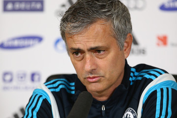 Jose Mourinho Chelsea Press Conference