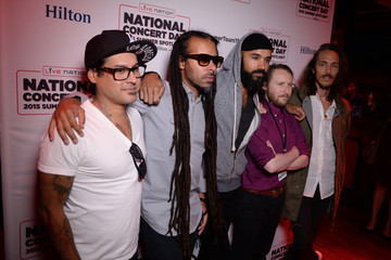 Jose Pasillas Live Nation Celebrates National Concert Day At Their 2015 Summer Spotlight Event Presented By Hilton