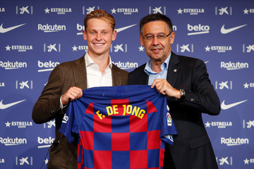 Josep Maria Bartomeu European Best Pictures Of The Day - July 06, 2019