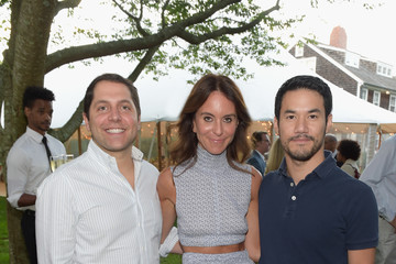 Joseph Altuzarra NET-A-PORTER Co-Hosts The GOOD+ Foundation's Hamptons Summer Dinner - Arrivals