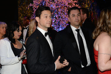 Joseph Gordon-Levitt Stars at the Governors Ball