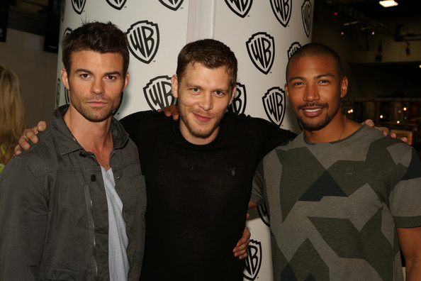 Joseph Morgan - Warner Bros. At Comic-Con International 2014