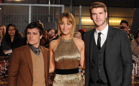 Is jennifer lawrence dating josh hutcherson 2012