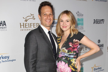 Josh Charles Sophie Flack 'Beyond Hunger: A Place at the Table' Gala