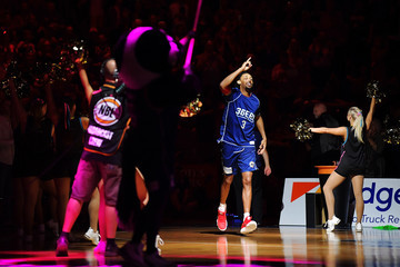 Josh Childress NBL Grand Final: Game 2 - Adelaide vs. Melbourne