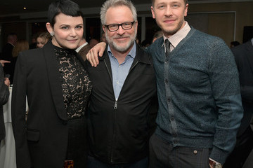 Josh Dallas 'Zootopia' Screenwriters Jared Bush And Phil Johnston Celebration