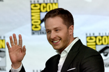 "Josh Dallas ABC's ""Once Upon A Time"" Panel - Comic-Con International 2014"