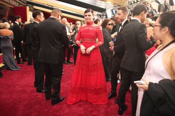 Josh Dallas 89th Annual Academy Awards - Red Carpet