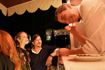 Josh Hartnett 'Il Pellicano Travel Guide' Launch