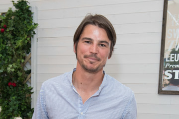 Josh Hartnett A Day At The Championships, Wimbledon With Stella Artois