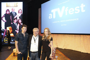 Josh Henderson SCAD Presents aTVfest - Prime-time Series Screening: TNT Presents 'Dallas' Season Three Premiere