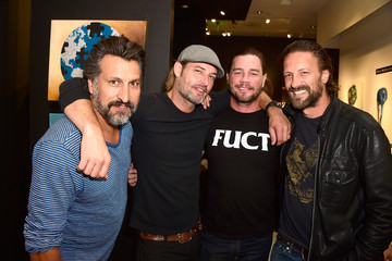 Josh Holloway VIP Opening Reception For 'Dis-Ease' - An Evening of Fine Art With Billy Morrison