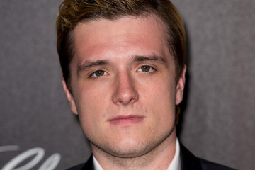 Josh Hutcherson 'The Hunger Games' Cast Parties at Cannes