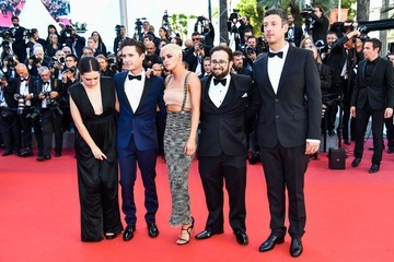 Josh Kaye '120 Beats Per Minute (120 Battements Par Minute)' Red Carpet Arrivals - The 70th Annual Cannes Film Festival