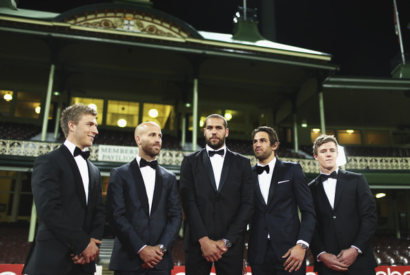 Sydney Swans Brownlow Medal Function []