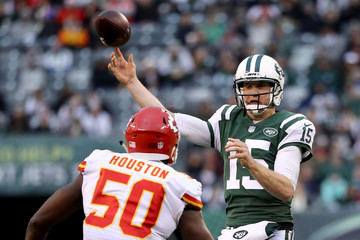 Josh McCown Kansas City Chiefs v New York Jets