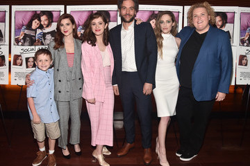 """Josh Radnor Premiere Of Paramount Pictures And Vertical Entertainment's """"Social Animals"""" - Red Carpet"""