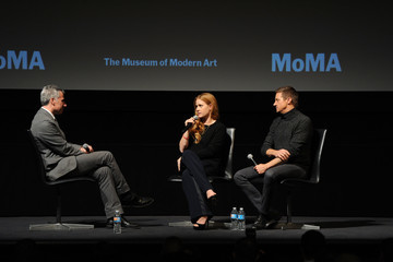 Josh Siegel MoMA's The Contenders Screening of 'Arrival' With Amy Adams and Jeremy Renner