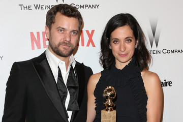 Joshua Jackson Weinstein Company and Netflix Golden Globes Party