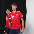 Joshua Kimmich FC Bayern Muenchen And Paulaner Photo Session