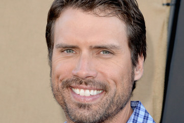 Joshua Morrow CW, CBS And Showtime 2013 Summer TCA Party - Red Carpet