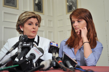 Gloria Allred Veronica Siwik-Daniels Joslyn James Reaction To Tiger Woods News Conference