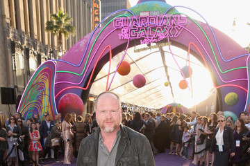 Joss Whedon The World Premiere of Marvel Studios' 'Guardians of the Galaxy Vol. 2'