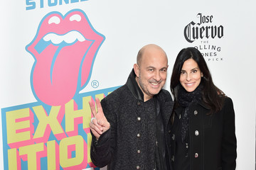 Joyce Varvatos The Rolling Stones - Exhibitionism Opening Night