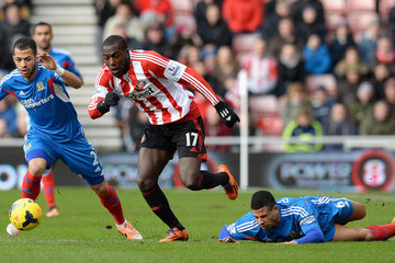 Jozy Altidore Sunderland v Hull City - Premier League