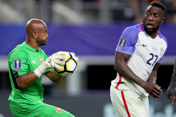 Jozy Altidore United States v Costa Rica: Semifinal - 2017 CONCACAF Gold Cup