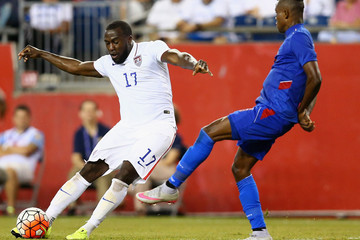 Jozy Altidore United States v Haiti: Group A - 2015 CONCACAF Gold Cup