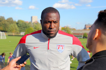 Jozy Altidore United States Training Session