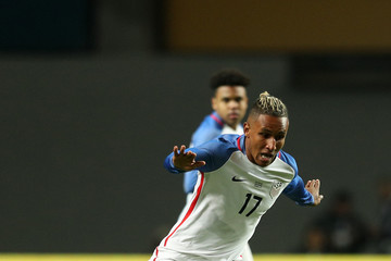 Juan Agudelo Portugal vs USA - International Friendly